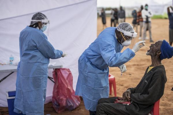 Disease Control Field Technicians